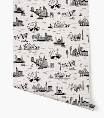 Rifle Paper Co. wallpaper