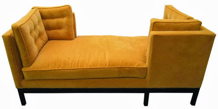 1st Dibs tête-à-tête sofas