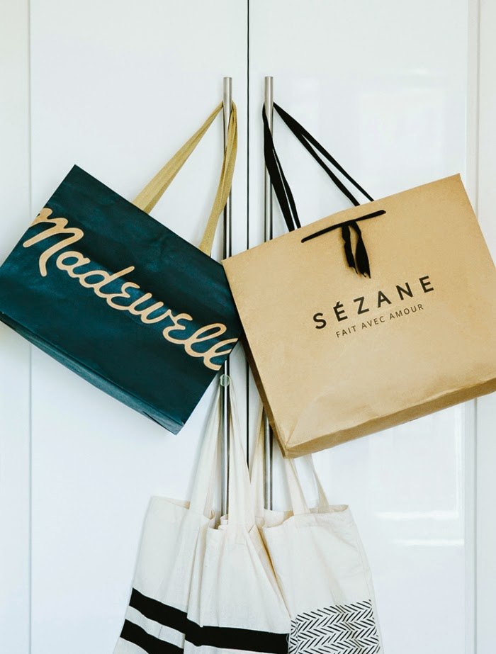 Madewell and Sézane Collaboration