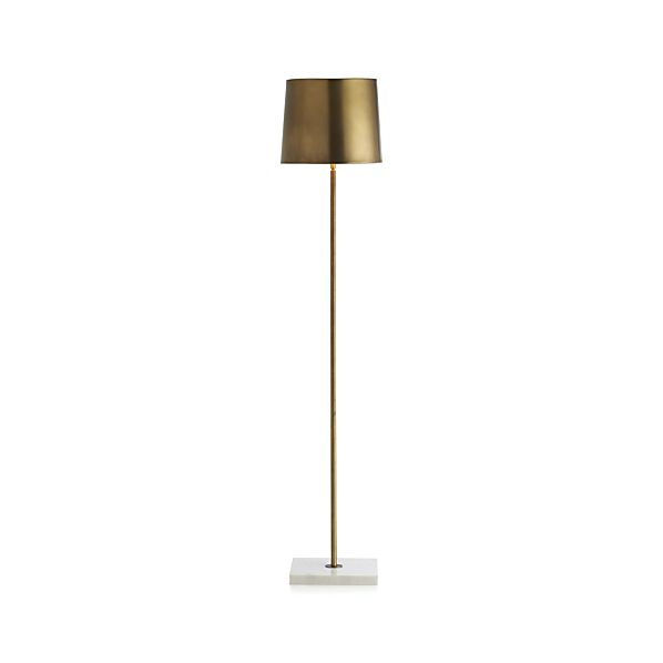 Crate & Barrel Astor Floor Lamp