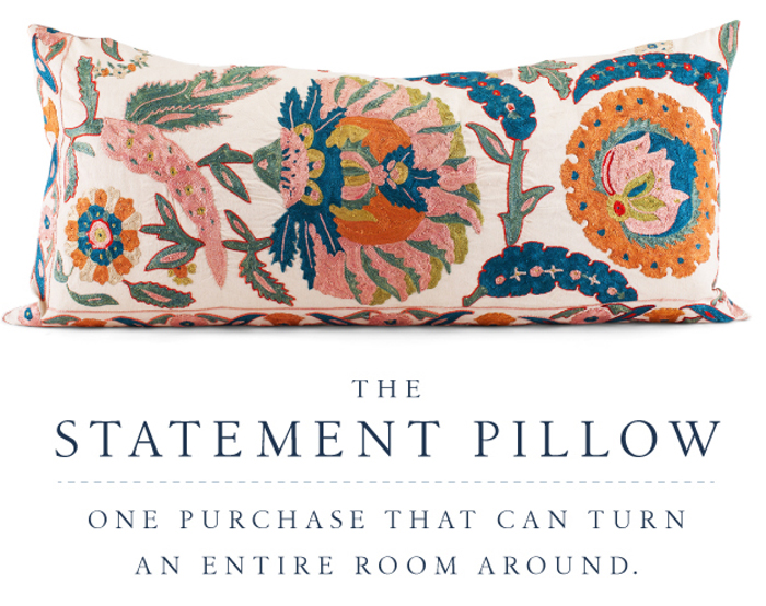Furbish Statement Pillow