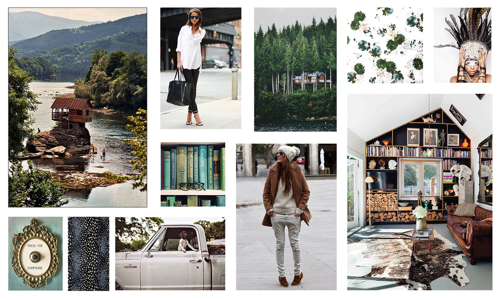 Ashley Manfred Homepolish Inspiration Board