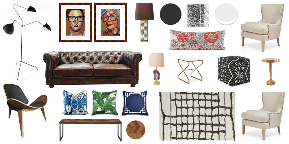 Ashley Manfred Homepolish Living Room