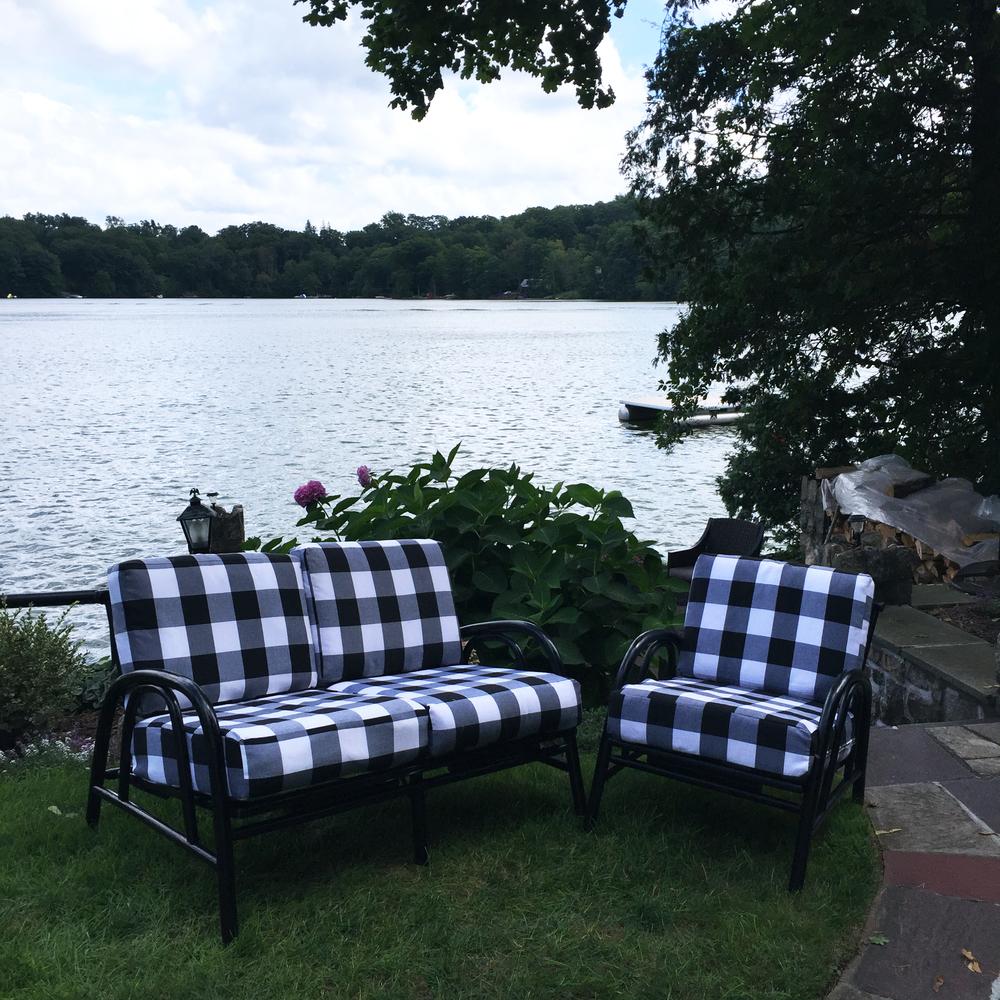 Flea Market Flip_Outdoor Chair_ Buffalo Check