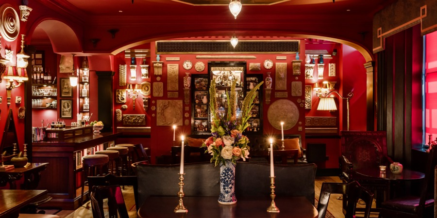 Seymour's Parlour The Zetter Townhouse