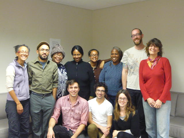 Members of the Pilot Year Faculty