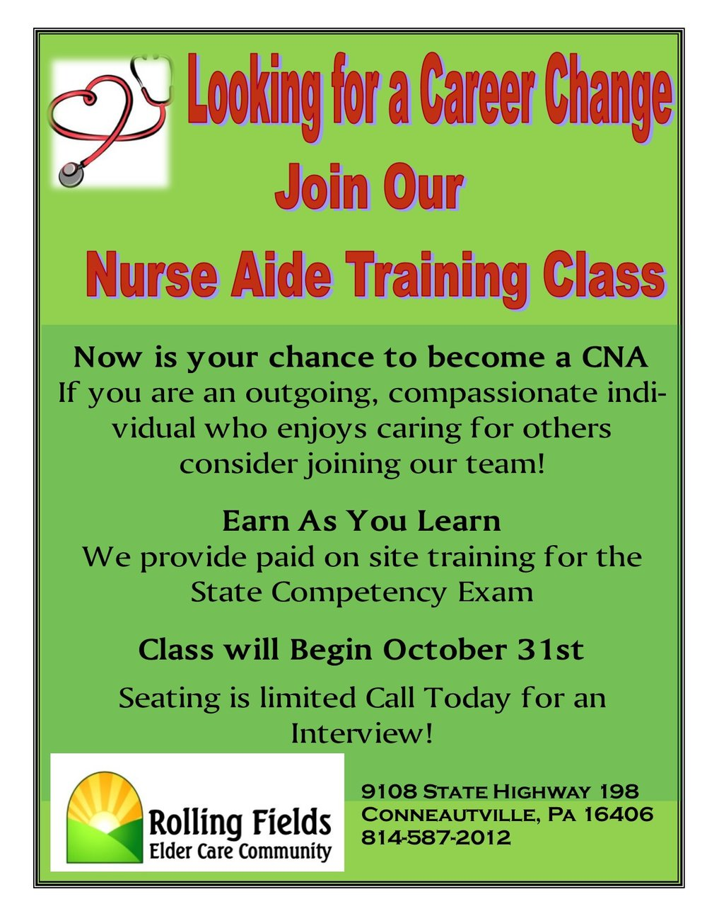 Ever Think About Becoming A Certified Nursing Assistant Cna Why