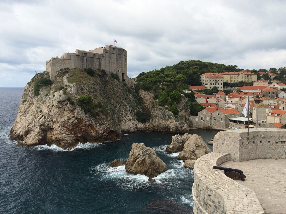 From Dubrovnik's City Walls