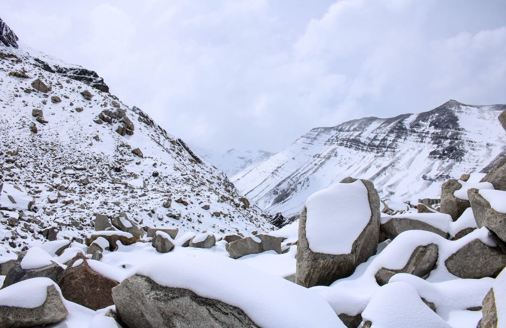 Blanket Snow