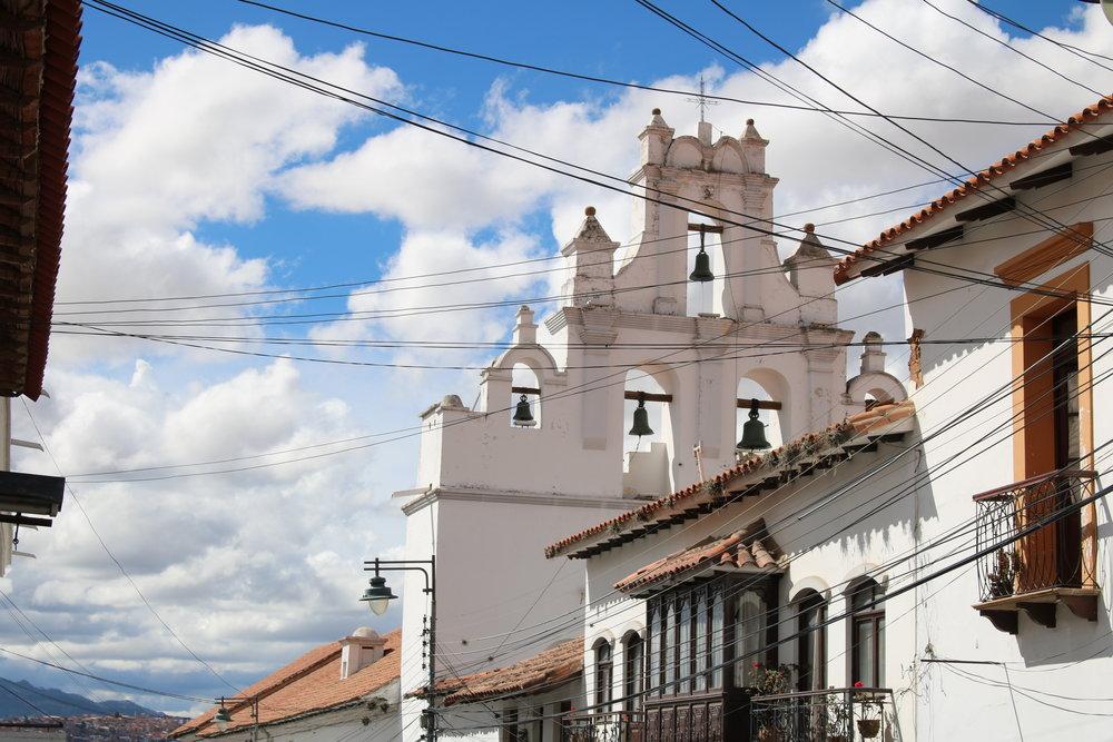 Bells of Santa Clara Convent