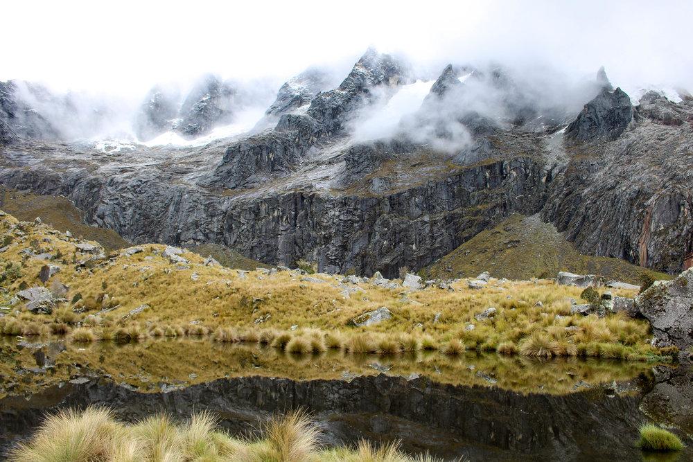 Mirroring the Mountains, Peru