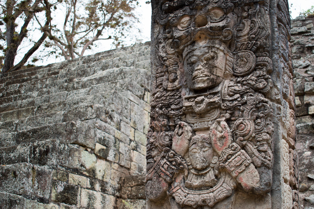 The Carvings in Copán are Second To None, Honduras