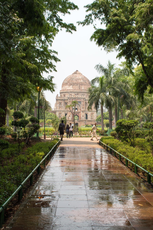 Lodhi Garden in Delhi, India