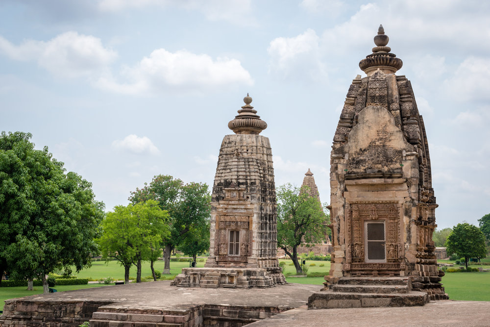 Western Group Of Temples in Khajuraho, India