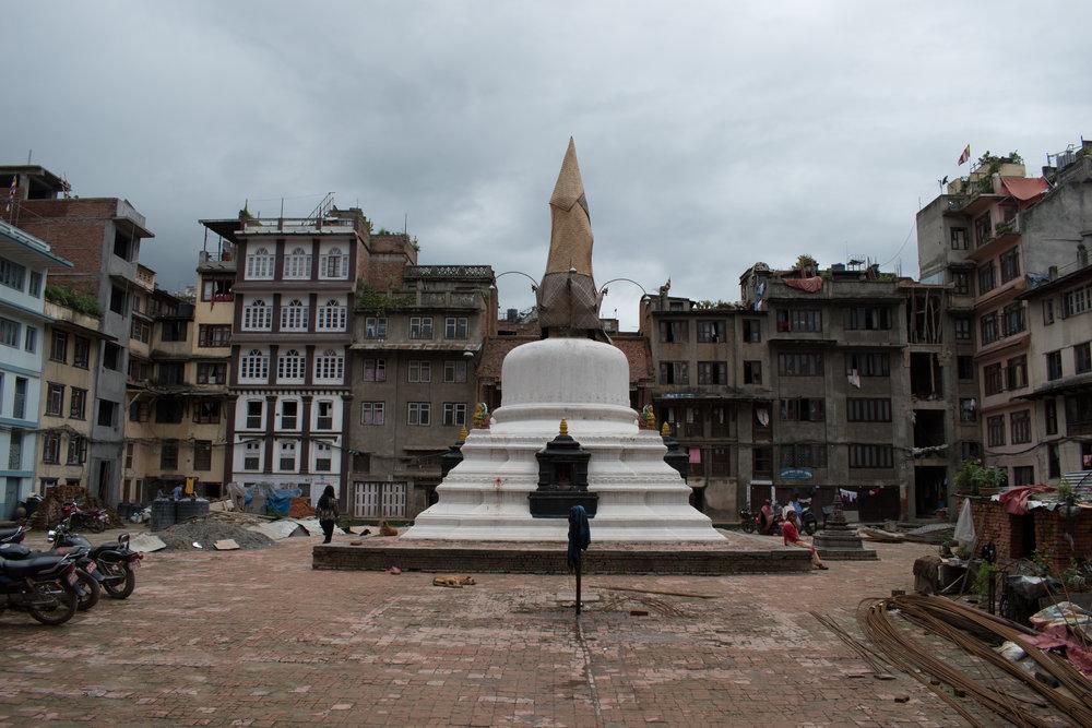 Street Scenes in Kathmandu, Nepal