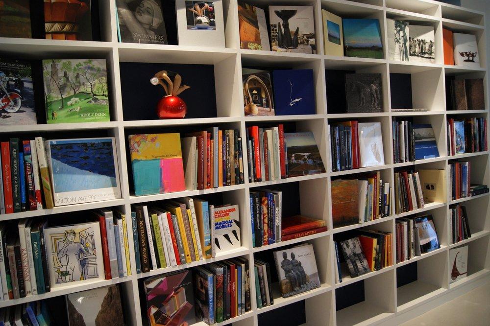 Artist Books   Publishing monographs, catalogues raisonnés, surveys, and limited editions