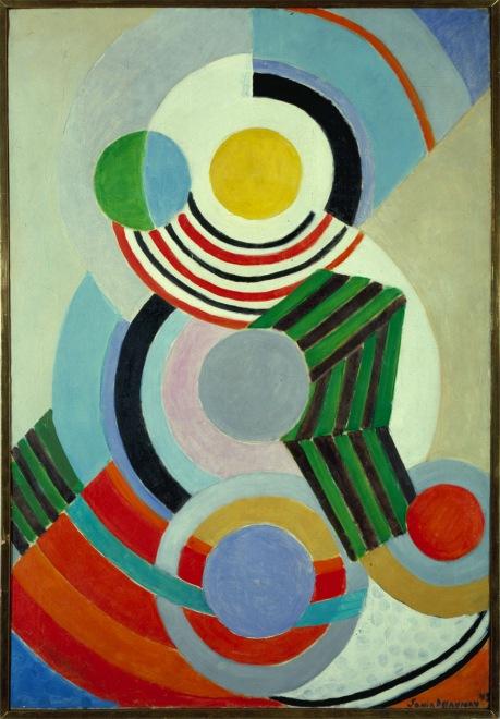 Sonia Delaunay   Rhythm  1945