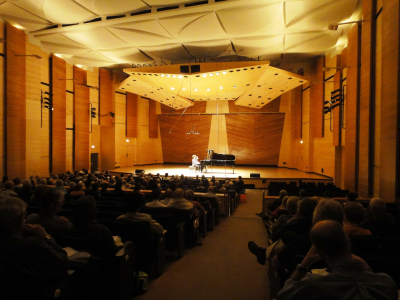 Yoheved Kaplinsky & Irfan, Aspen Music Festival 2012
