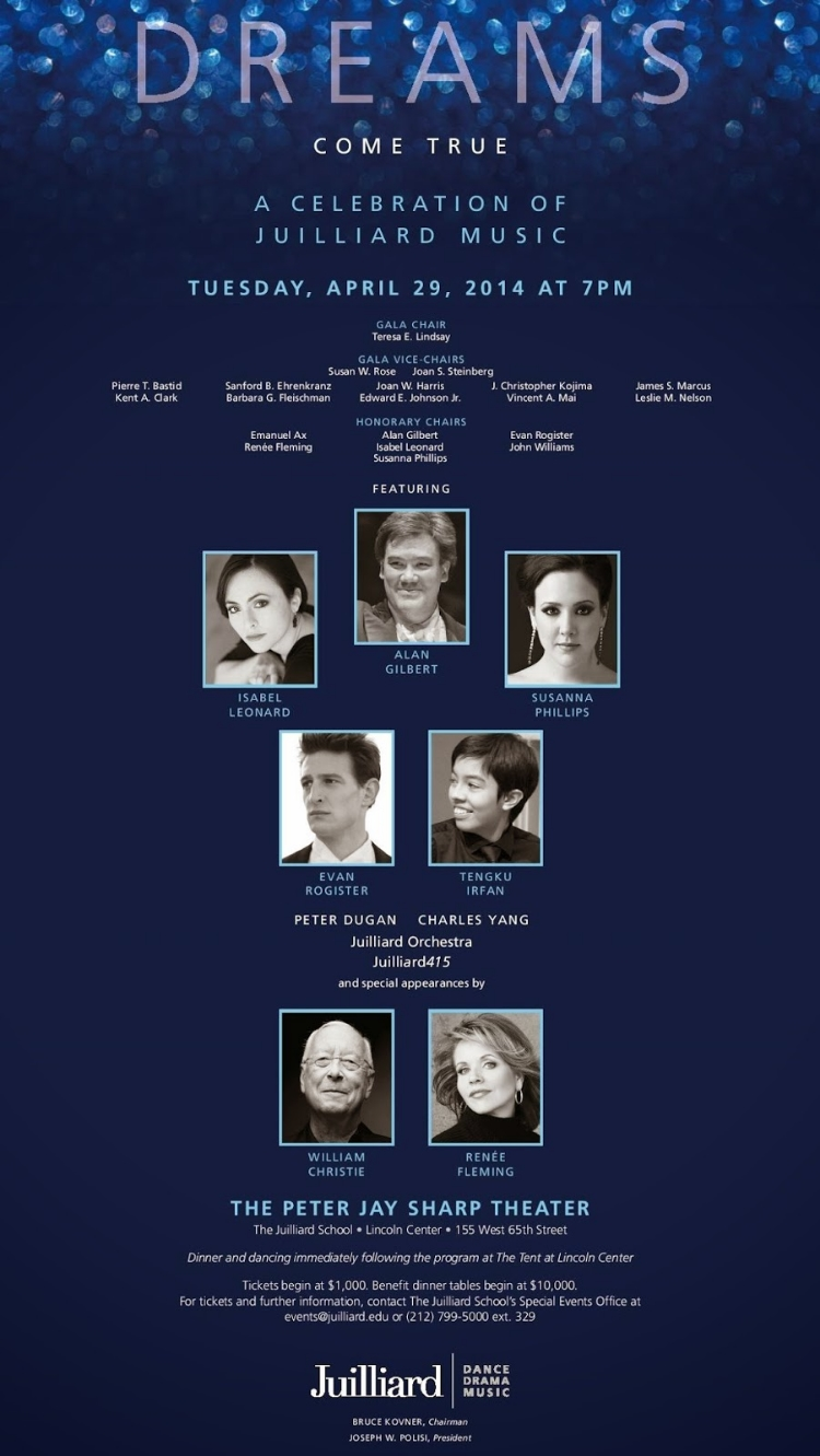 Juilliard Gala 2014 Alan Gilbert Evan Rogister Isabel Leonard Susanna Phillips Tengku Irfan Charles Yang Peter Dugan Renee Fleming William Christie.jpg