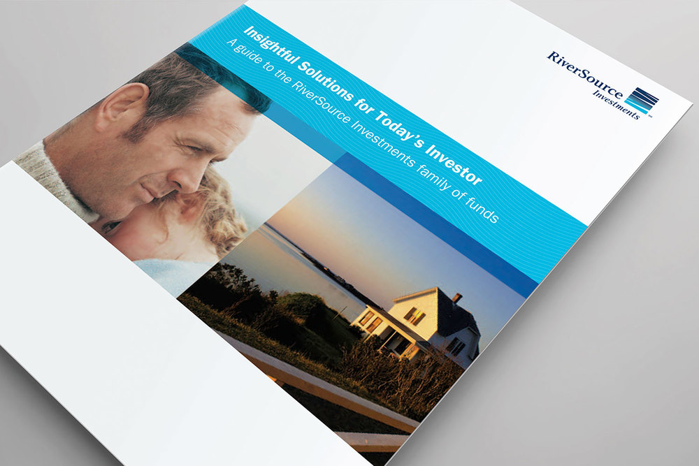 RiverSource Investments flagship brochure