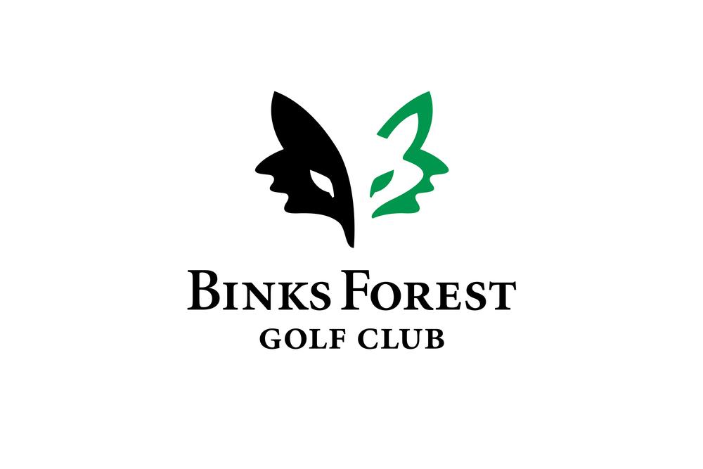 Binks Forest Golf Club logo