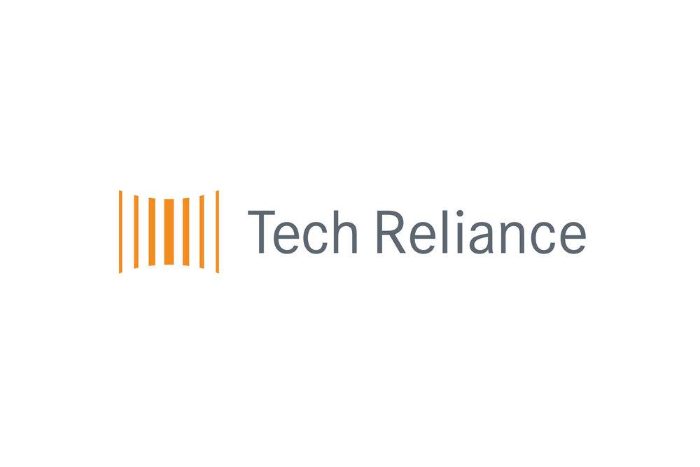 Tech Reliance logo