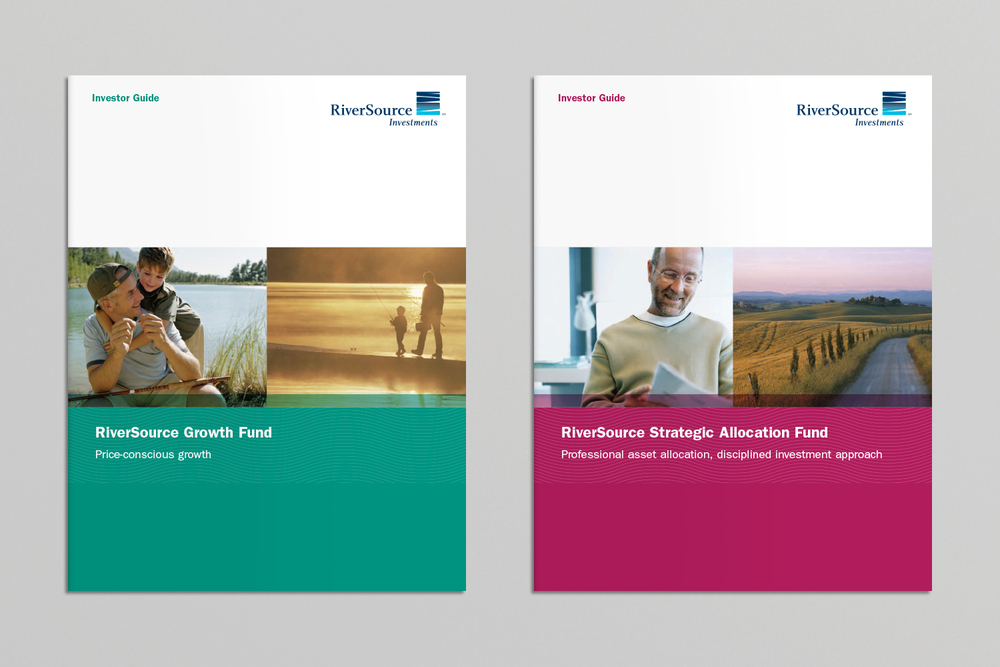 Investor Guides: RiverSource Growth Fund and RiverSource Strategic Allocation Fund