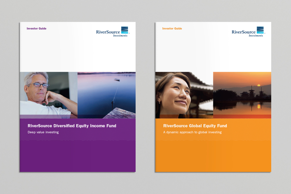 Investor Guides: RiverSource Diversified Equity Income Fund and RiverSource Global Equity Fund