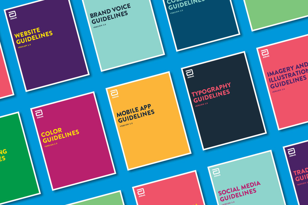 Abbott Brand Guidelines, available for download on the Abbott Brand Resource Center