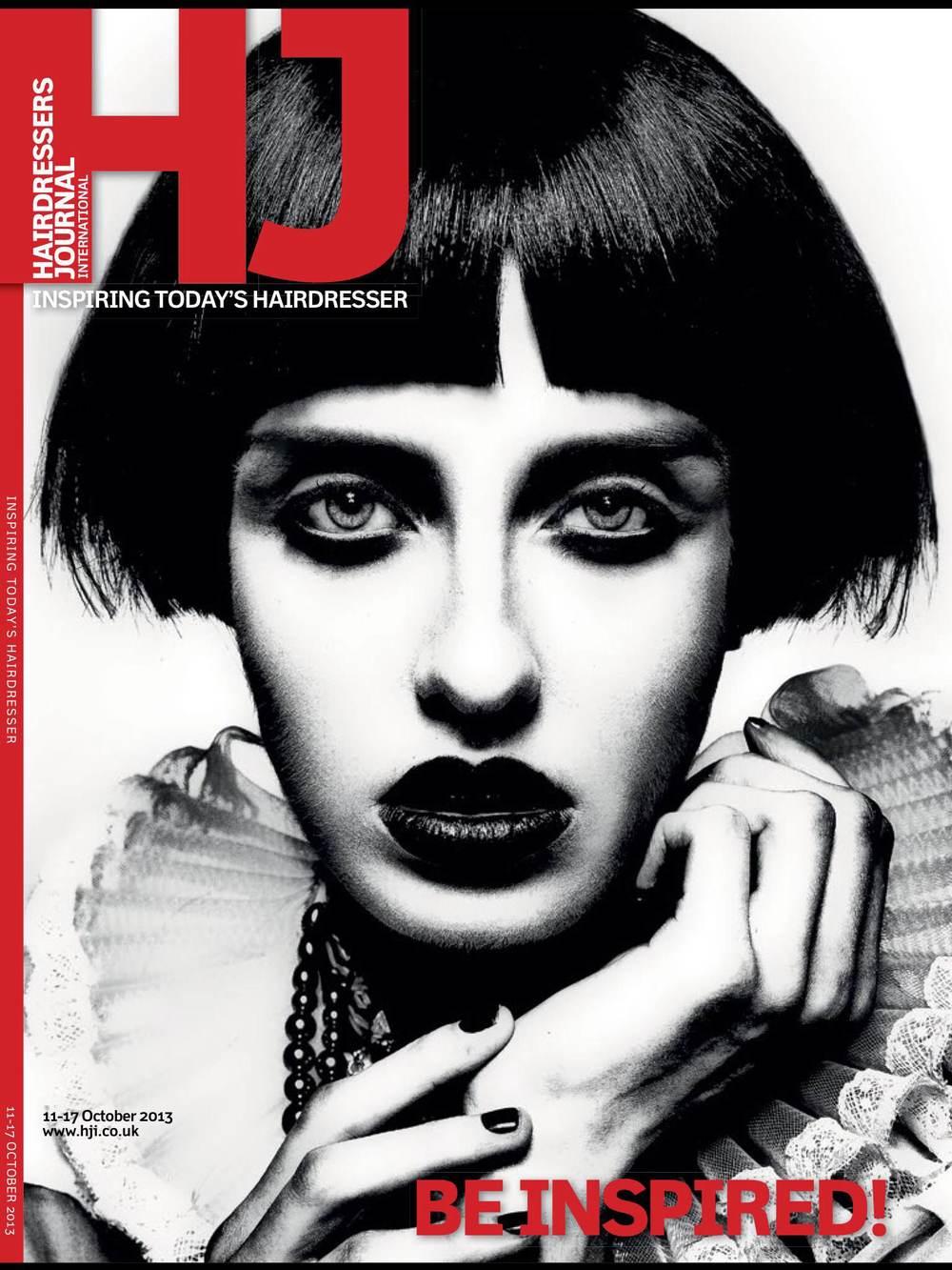 Hairdressers Journal International (HJI) Magazine