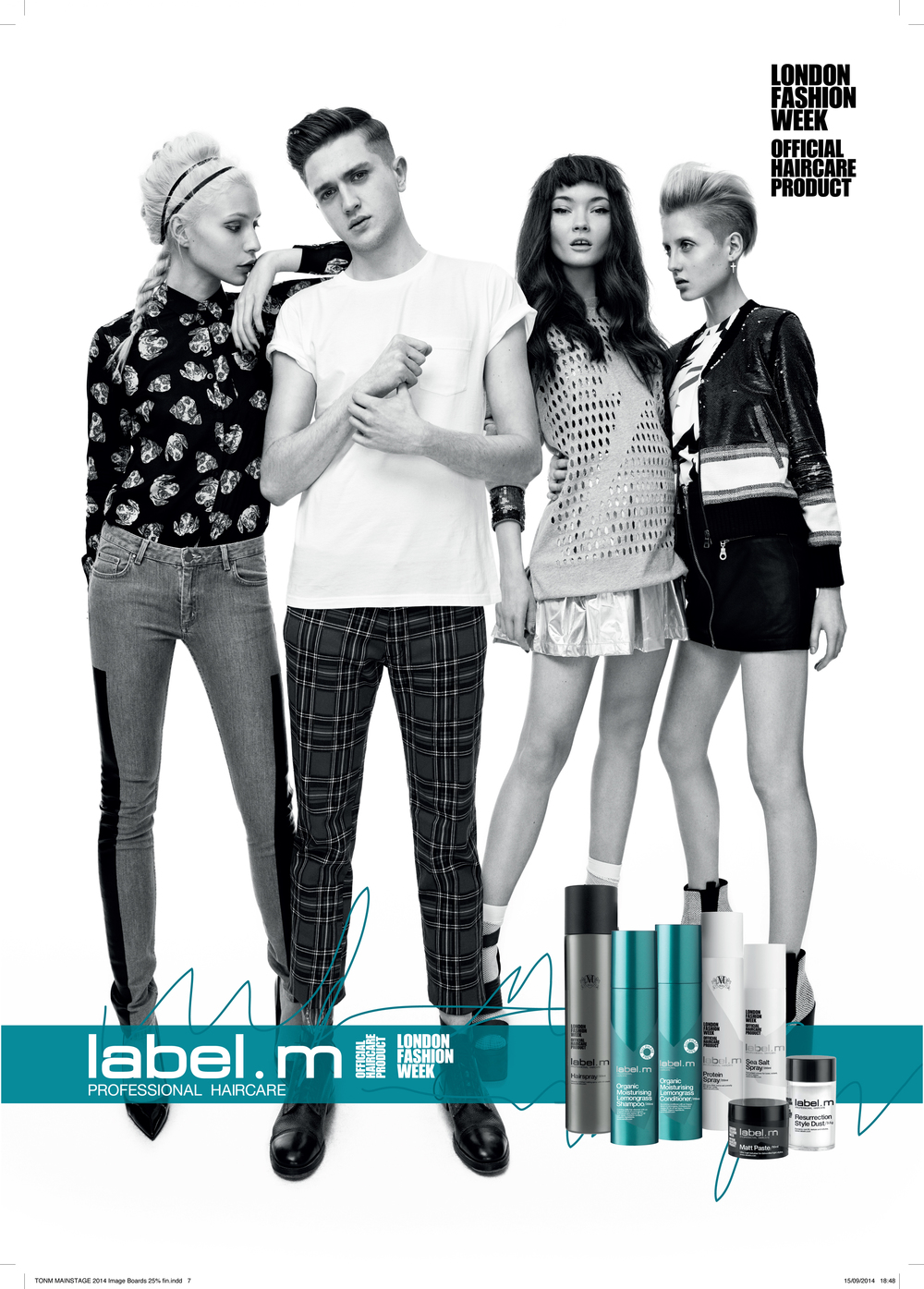 Labelm - Toni & Guy