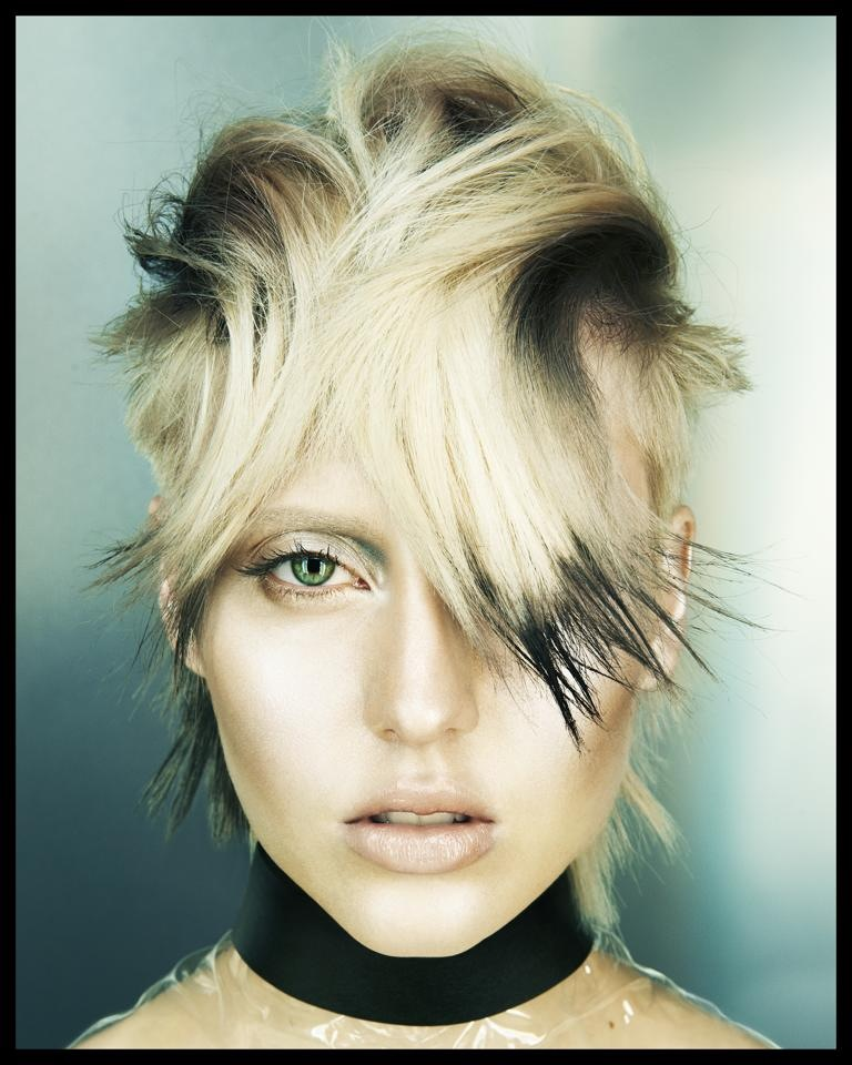 Hair: Cos Sakkas @ Toni & Guy  Photographer: Andrew O'Toole