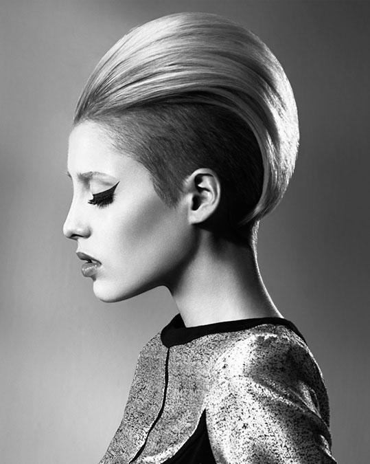 Hair : Kerry Mather  Photographer: John Rawson
