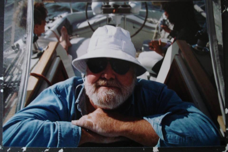 Captain Robert Lippincott Walter III!