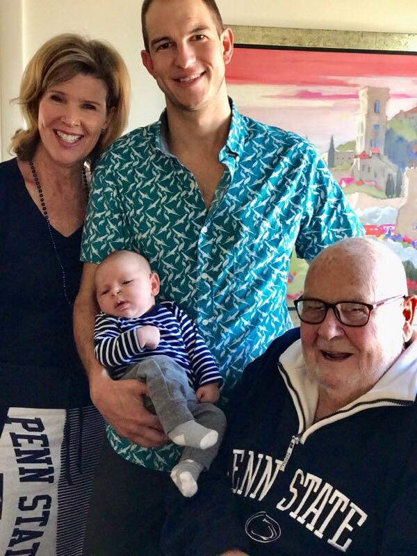 Great grandpa, Bob!