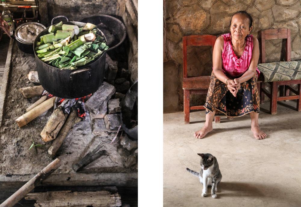 Homestay. Louangphabang, Laos