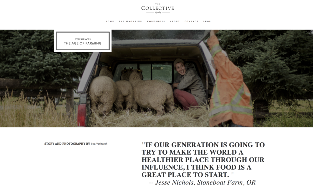 Collective Quarterly