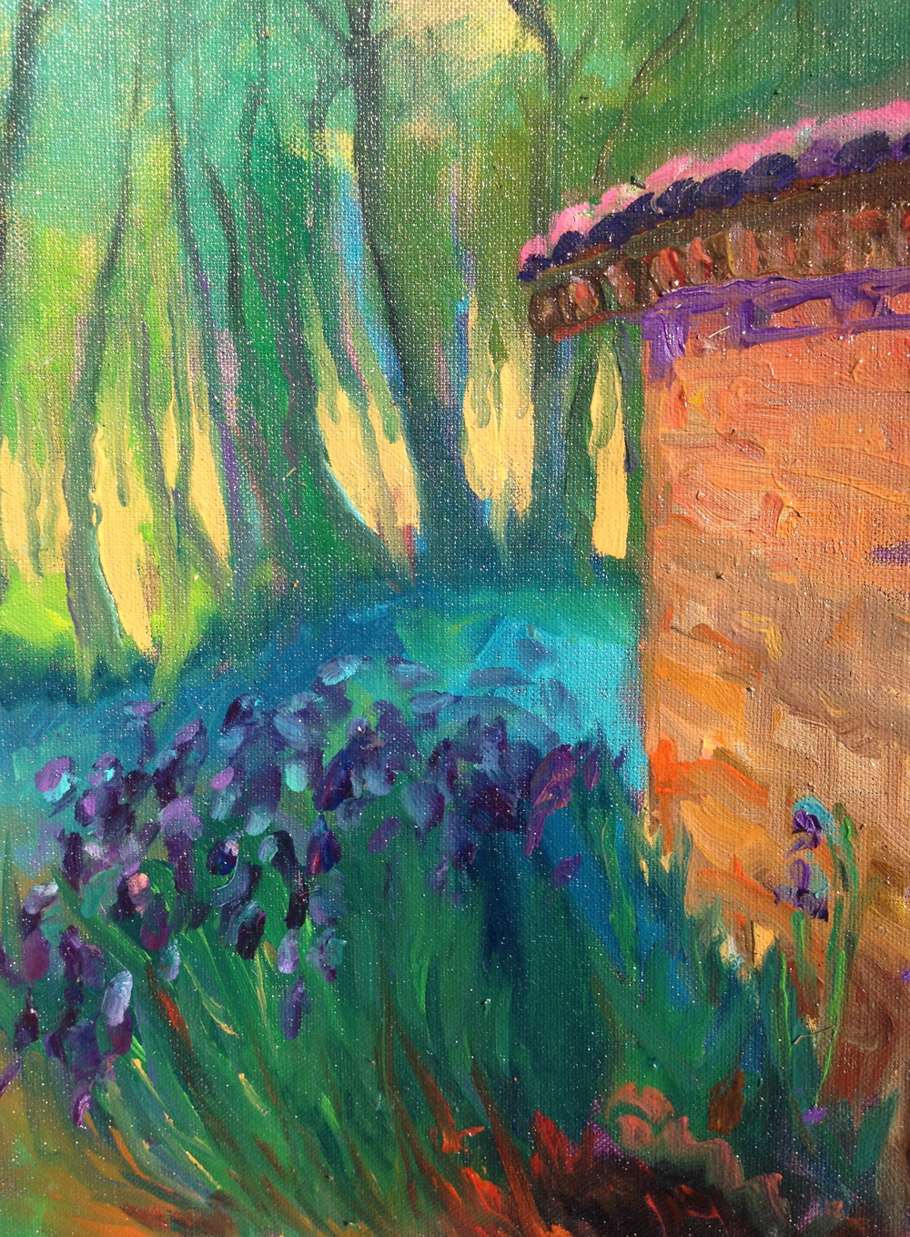 Gauguins Garden