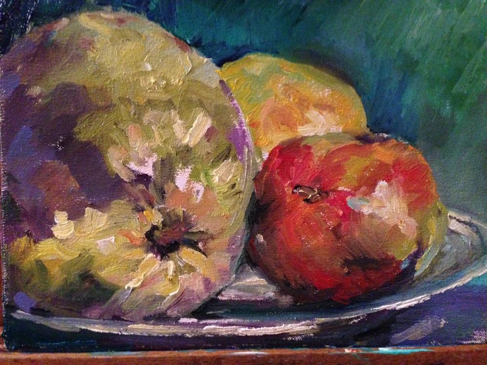 Mango & Breadfruit