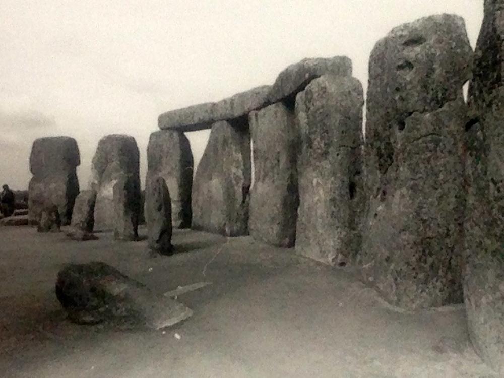 Stonehedge morning
