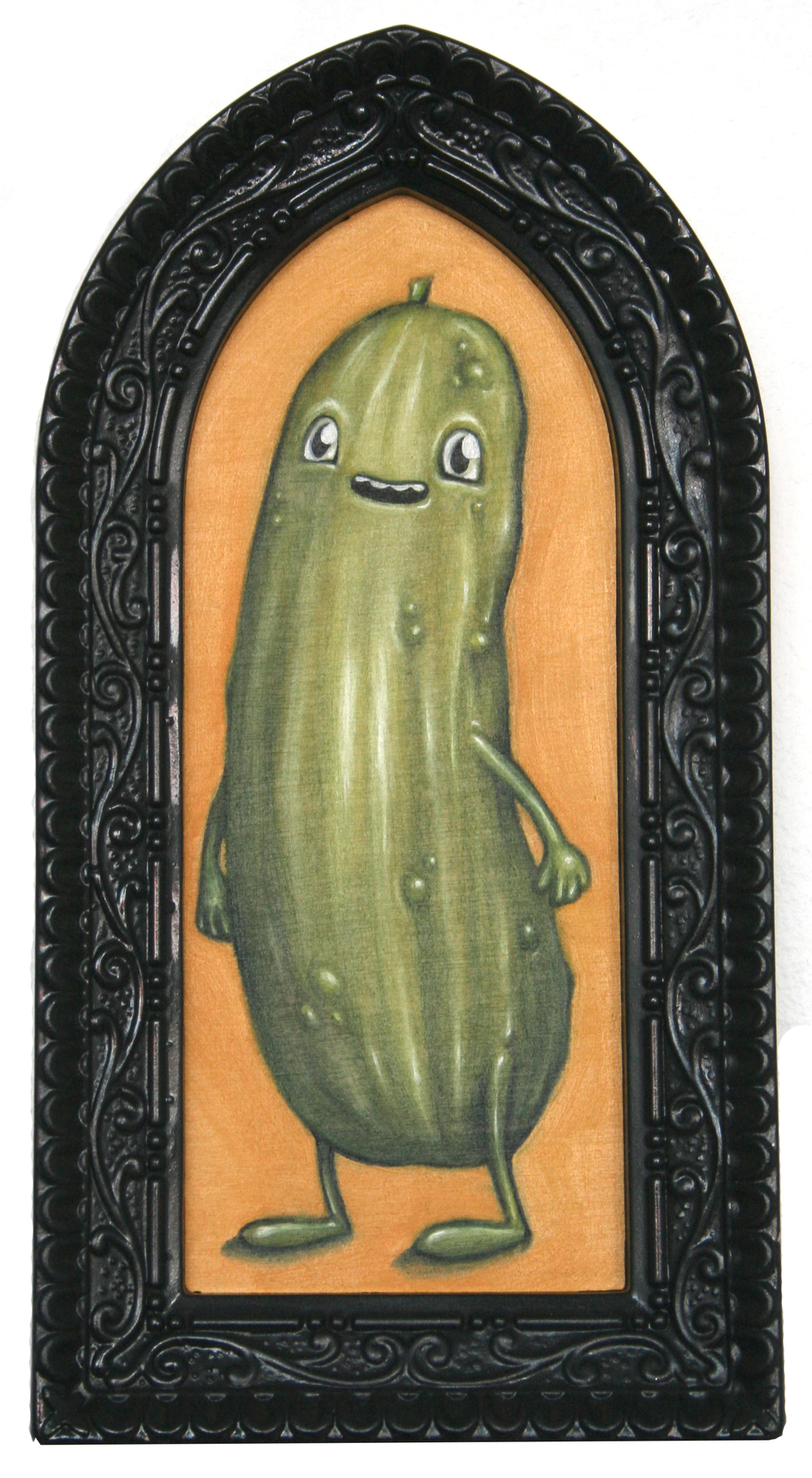 The Proudest Pickle