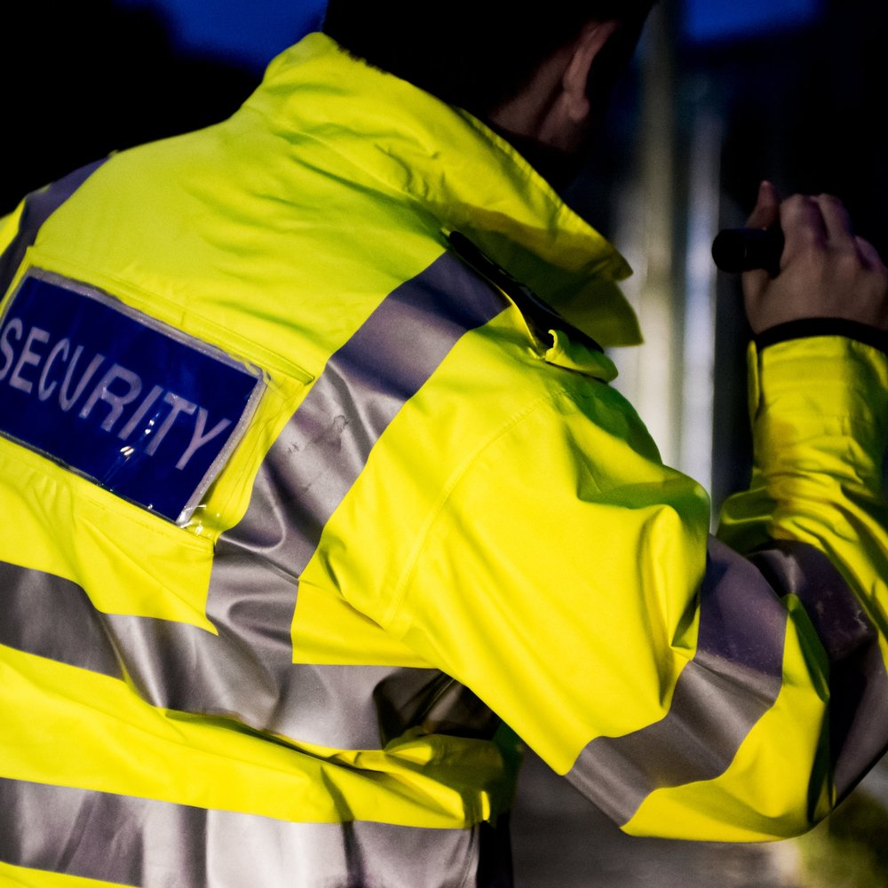 Code 9 Security Ltd - Security Officer
