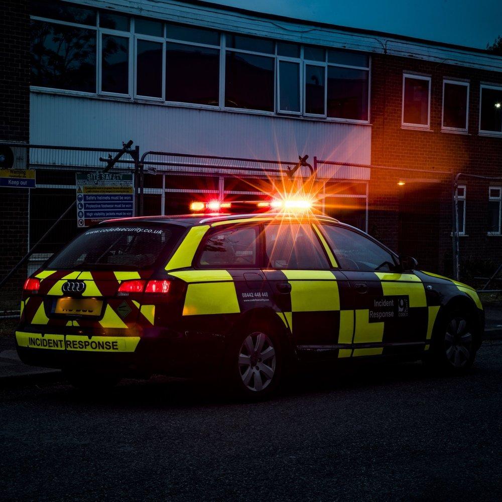 Code 9 Security Ltd - Patrol & Response Service
