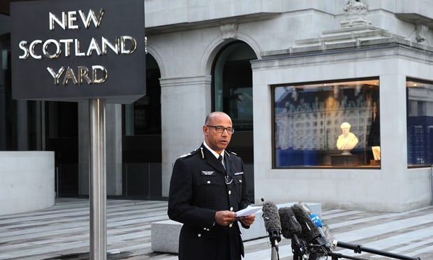 ^ Neil Basu has specialised in counter-terrorism policing for the past three years. Photograph: Marc Ward/Rex/Shutterstock
