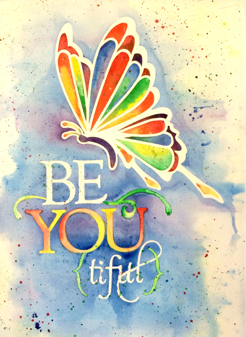 BeYOUtiful Butterfly
