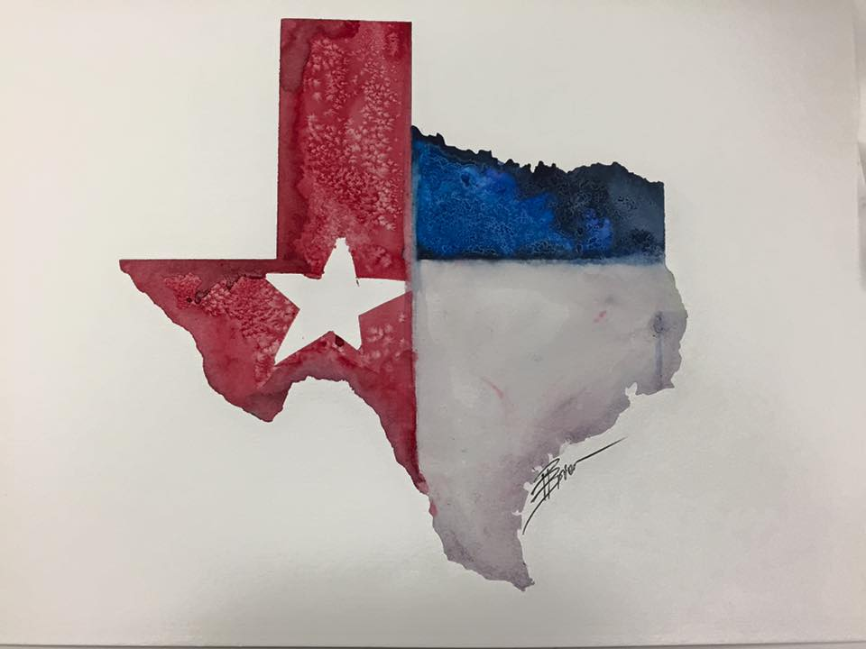 Paint Your State Series