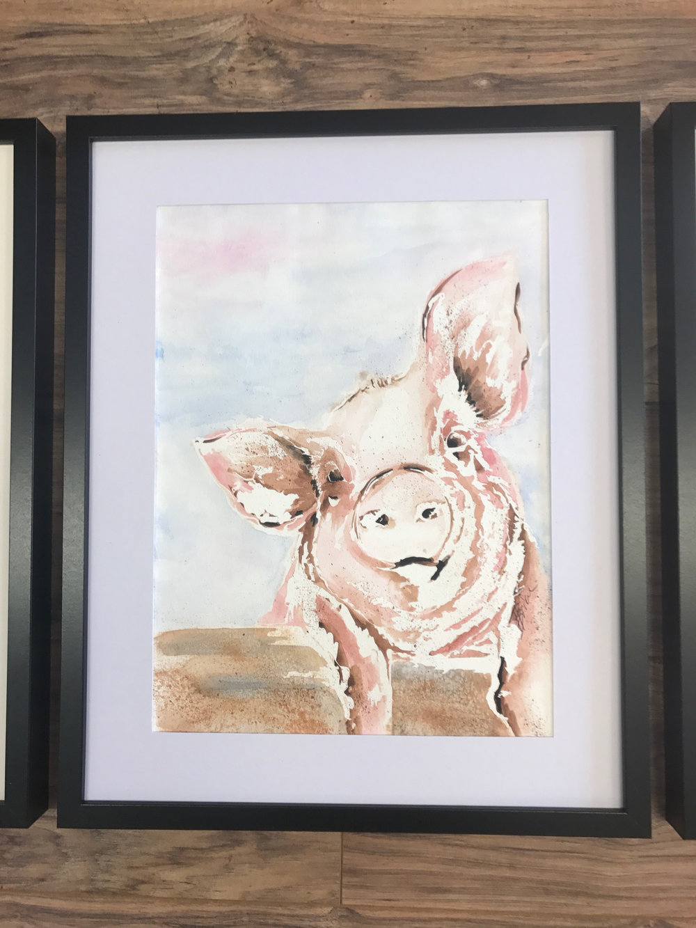 On the Farm Series - Pig