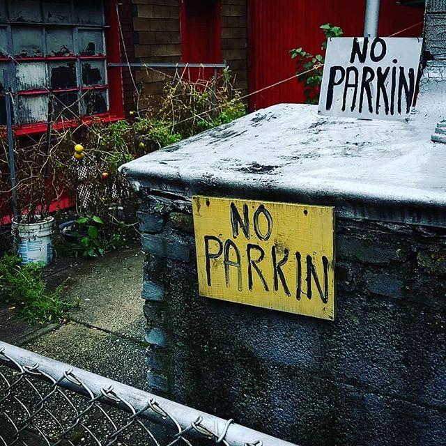 No Parkin in Queens