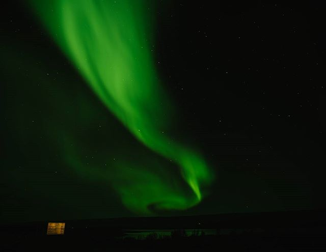 Iceland, Night 4 - Aurora Borealis. Until you see it for yourself, you have no idea.