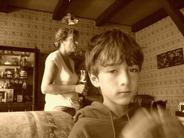 With Sony Ericson, 2Mpix and 3Mpix, 2005 - 2007
